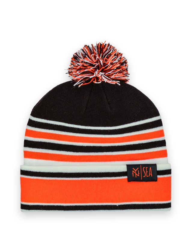 NYSEA-Beanies_0002_POM-Orange-Blue