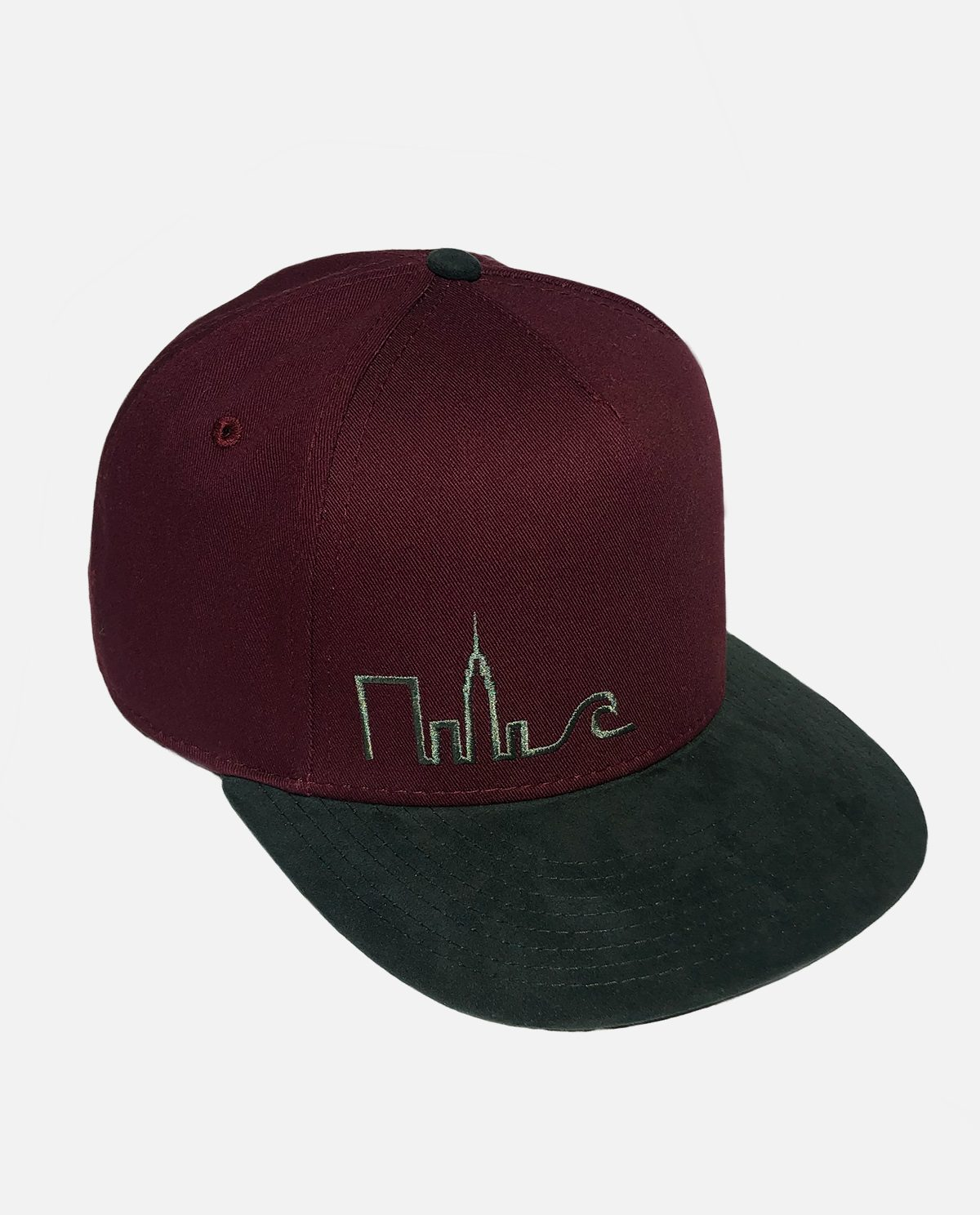 nysea-20wintercollection_hat-skyline-maroon-front