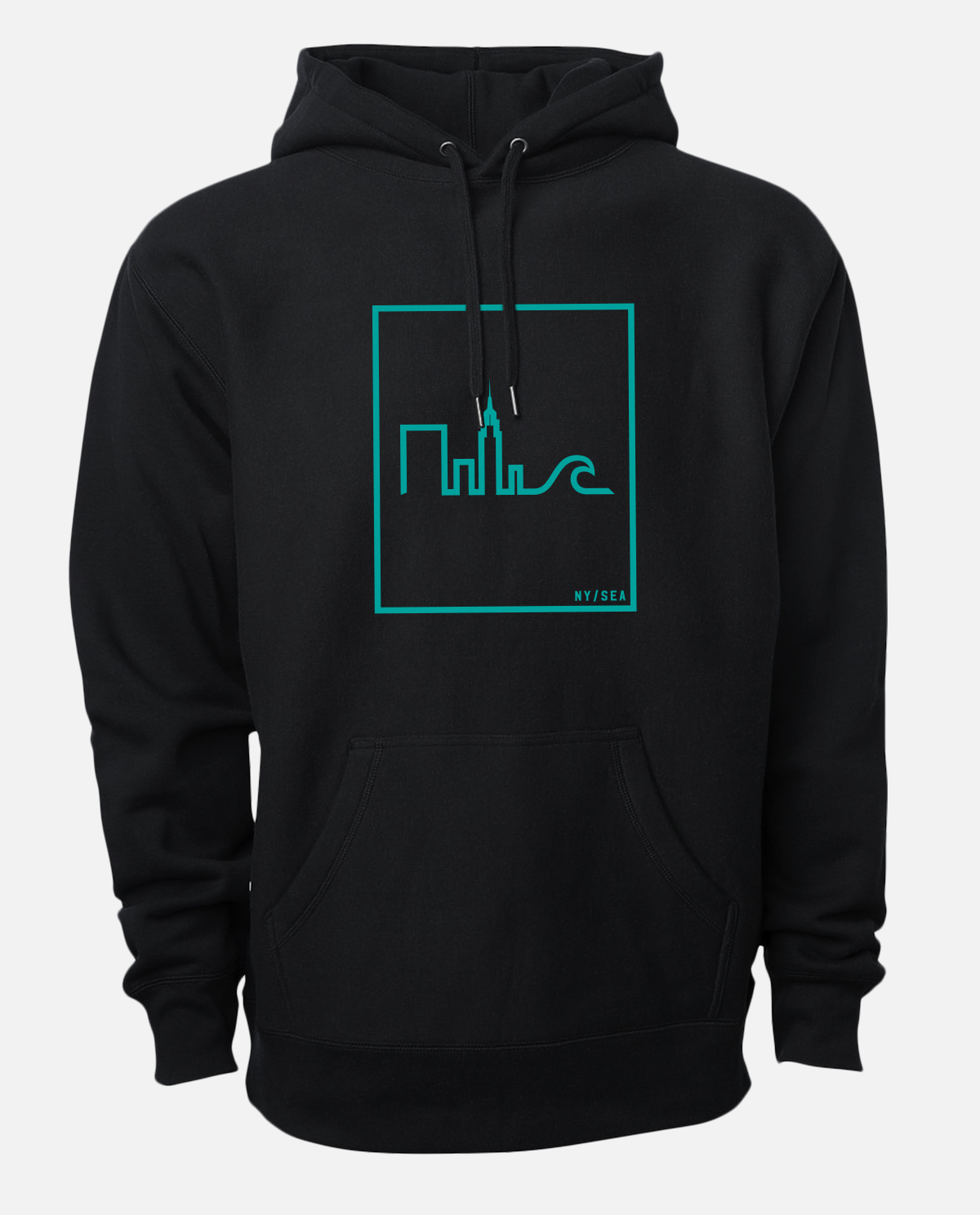 NYSEA-20WinterCollection_Skyline-Sweatshirt-BlackTeal